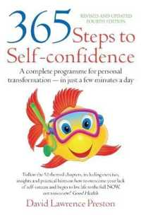 Link to an enlarged image of 365 Steps to Self-Confidence : A Complete Programme for Personal Transformation - in Just a Few Minutes a Day (4th Revised Updated)
