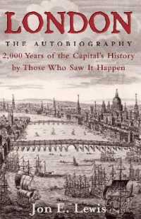 Link to an enlarged image of London: the Autobiography -- Paperback / softback