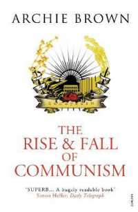 Link to an enlarged image of Rise and Fall of Communism -- Paperback / softback
