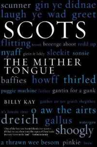 Link to an enlarged image of Scots : The Mither Tongue