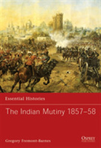 Link to an enlarged image of The Indian Mutiny 1857-58 (Essential Histories)