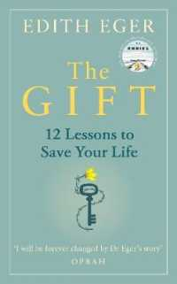 Link to an enlarged image of Gift : 12 Lessons to Save Your Life -- Hardback