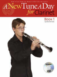 Link to an enlarged image of New Tune a Day : Clarinet - Book 1 (Cd Edition) -- Paperback / softback