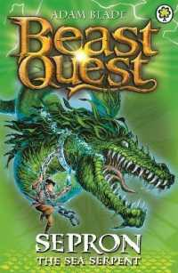 Link to an enlarged image of Beast Quest: Sepron the Sea Serpent : Series 1 Book 2 (Beast Quest) -- Paperback / softback <2>