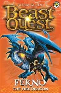 Link to an enlarged image of Beast Quest: Ferno the Fire Dragon : Series 1 Book 1 (Beast Quest) -- Paperback / softback