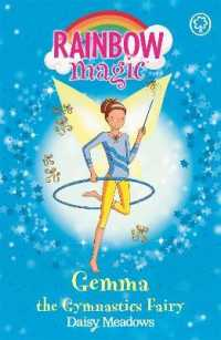 Link to an enlarged image of Gemma the Gymnastic Fairy : The Sporty Fairies Book 7 (Rainbow Magic) -- Paperback / softback