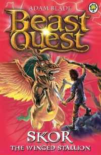 Link to an enlarged image of Beast Quest: Skor the Winged Stallion : Series 3 Book 2 (Beast Quest) -- Paperback / softback