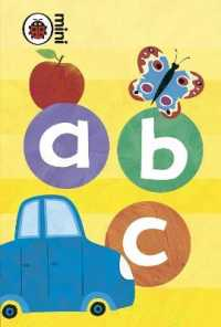 Link to an enlarged image of Early Learning: Abc -- Hardback