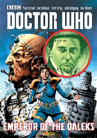 Link to an enlarged image of Doctor Who 24 : Emperor of the Daleks (Doctor Who)