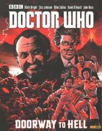 Link to an enlarged image of Doctor Who 25 : Doorway to Hell (Doctor Who)