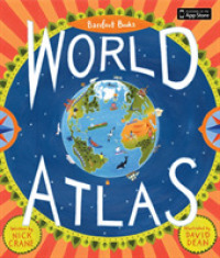 Link to an enlarged image of Barefoot Books World Atlas -- Hardback