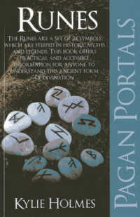 Link to an enlarged image of Runes (Pagan Portals)