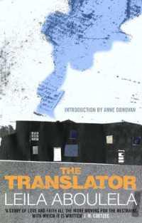 Link to an enlarged image of Translator -- Paperback / softback