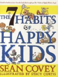 Link to an enlarged image of 7 Habits of Happy Kids -- Paperback / softback