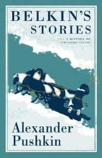 Link to an enlarged image of Belkin's Stories : And a History of Goryukhino Village (Alma Classics) (Translation)