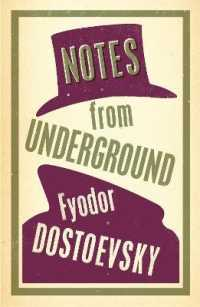 Link to an enlarged image of Notes from Underground (Alma Classics) (Reprint)