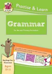Practise & Learn: Grammar (Ages 10-11) -... by Cgp Books Cgp Books