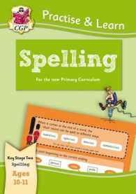 Link to an enlarged image of New Practise & Learn: Spelling for Ages 10-11 -- Paperback / softback