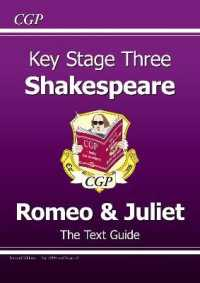 Ks3 English Shakespeare Text Guide - Rom... by Cgp Books Cgp Books