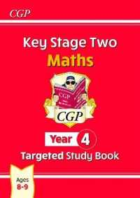 Link to an enlarged image of Ks2 Maths Targeted Study Book - Year 4 -- Paperback / softback