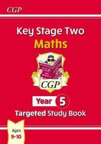 Link to an enlarged image of Ks2 Maths Targeted Study Book - Year 5 -- Paperback / softback