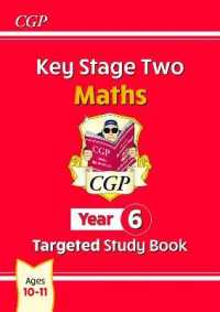 Link to an enlarged image of Ks2 Maths Targeted Study Book - Year 6 -- Paperback / softback
