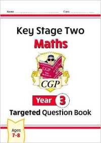 Link to an enlarged image of Ks2 Maths Targeted Question Book - Year 3 -- Paperback / softback