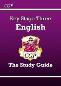 Ks3 English Study Guide -- Paperback / s... by Cgp Books Cgp Books