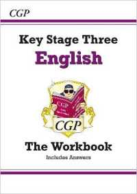 Link to an enlarged image of Ks3 English Workbook (with Answers) -- Paperback / softback (Revised ed)