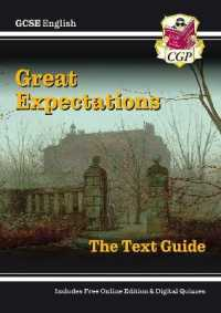 Link to an enlarged image of Grade 9-1 Gcse English Text Guide - Great Expectations -- Paperback / softback