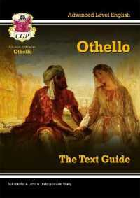 Level English Text Guide - Othello : The... by Cgp Books Cgp Books
