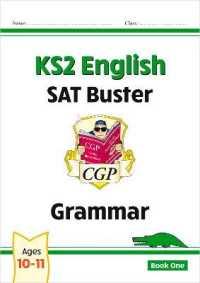 Ks2 English Sat Buster: Grammar Book 1 (... by Cgp Books Cgp Books