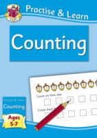 Link to an enlarged image of New Practise & Learn: Counting for Ages 5-7 -- Paperback / softback