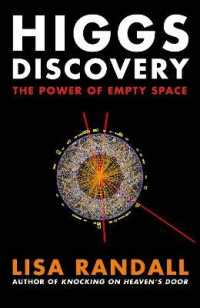 Link to an enlarged image of Higgs Discovery : The Power of Empty Space -- Paperback / softback