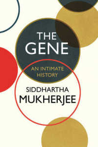 Link to an enlarged image of Gene : An Intimate History -- Paperback