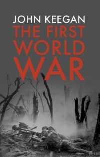 Link to an enlarged image of First World War -- Paperback / softback