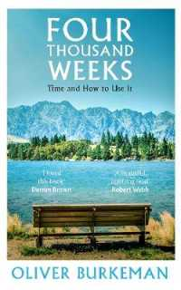 Link to an enlarged image of Four Thousand Weeks -- Paperback (English Language Edition)