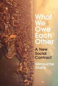 Link to an enlarged image of What We Owe Each Other -- Paperback (English Language Edition)