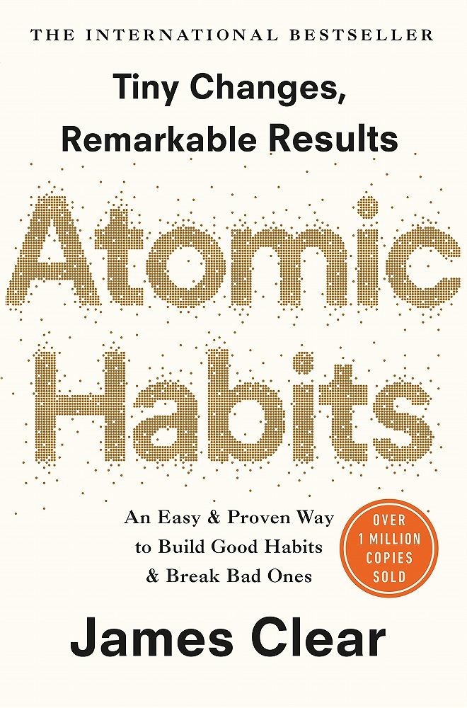 Link to an enlarged image of Atomic Habits : The life-changing million copy bestseller -- Paperback / softback