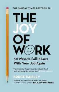 Link to an enlarged image of Joy of Work : The No.1 Sunday Times Business Bestseller - 30 Ways to Fix Your Work Culture and -- Paperback / softback