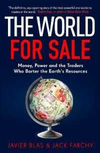 Link to an enlarged image of World for Sale -- Paperback (English Language Edition)