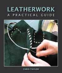 Link to an enlarged image of Leatherwork : A Practical Guide
