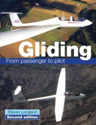 Link to an enlarged image of Gliding : From Passenger to Pilot (2nd Revised)
