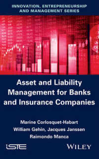 Link to an enlarged image of Asset and Liability Management for Banks and Insurance Companies