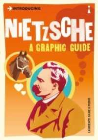 Link to an enlarged image of Introducing Nietzsche : A Graphic guide