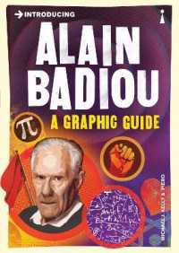 Link to an enlarged image of Introducing Alain Badiou : A Graphic Guide (Introducing)