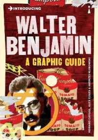 Link to an enlarged image of Introducing Walter Benjamin : A Graphic Guide (Introducing)