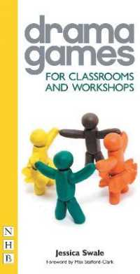 Link to an enlarged image of Drama Games : For Classrooms and Workshops (Drama Games)