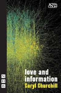 Link to an enlarged image of Love and Information -- Paperback / softback