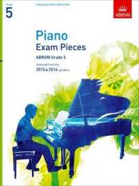 Link to an enlarged image of Piano Exam Pieces 2015 & 2016, Grade 5 : Selected from the 2015 & 2016 syllabus (Abrsm Exam Pieces) -- Sheet music